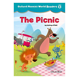 Oxford Phonics World 1: Reader 3 The Picnic