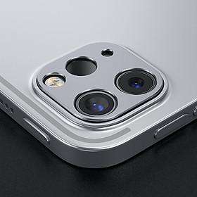 Miếng Dán Kim Loại bảo vệ Camera cho iPad Pro 11 inch / iPad Pro 12.9 inch 2021 & 2020 M1