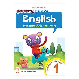 Học Tiếng Anh Siêu Thú Vị: Sách Học 1