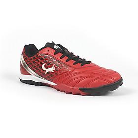 Giày đá bóng trẻ em Zocker RED/BLACK