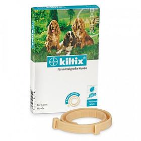 Vòng Cổ Trị Ve Rận KILTIX Cho Chó Dưới 20kg