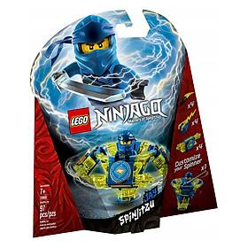 Con Quay Lốc Xoáy Sấm Sét LEGO 70660