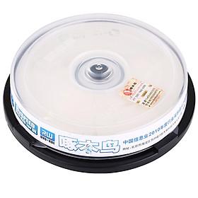 Hộp 10 Đĩa Trắng DVD + R DL 8-speed 8.5G Speed Woodpecker