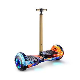 Xe điện cân bằng 2 bánh phát sáng có tay vịn - GIO36