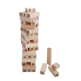 Đồ chơi gỗ - Rút gỗ 48 thanh