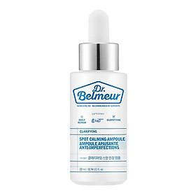 Sữa Dưỡng THE FACE SHOP Dr.Belmeur Clarifying Spot Ampoule 22ml