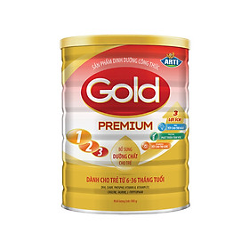 Arti Premium 123 - Phát Triển Toàn Diện Cho Trẻ 6-36 Tháng