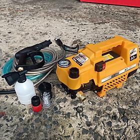 máy phun xịt rửa xe cực mạnh awa boseton công suất 2800W có điều chỉnh áp lực