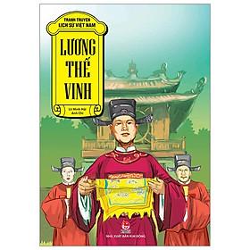 Tranh Truyện Lịch Sử Việt Nam: Lương Thế Vinh (Tái Bản 2019)