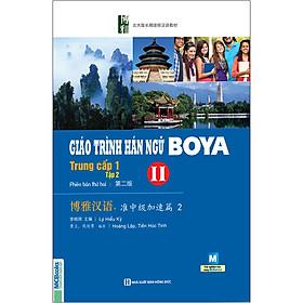 Giáo Trình Hán ngữ Boya Trung Cấp 1- Tập 2