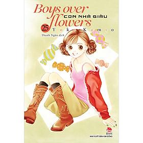 Boys Over Flowers - Con Nhà Giàu Tập 25
