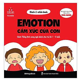 Black & White Book - Emotion - Cảm Xúc Của Con