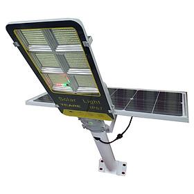 Đèn đường bán chải LED năng lượng mặt trời 300W Mono cho hiệu suất cao với ánh sáng yếuTcare - Hàng Chính Hãng