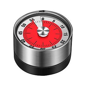 Mechanical Timer 60-minutes Alarm Cooking Timer Kitchen Baking Accessories