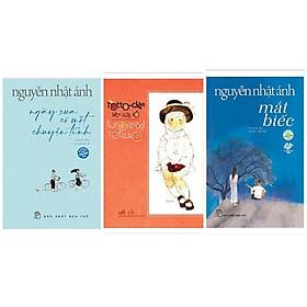 Combo 3 cuốn: Mắt Biếc + Ngày Xưa Có Một Chuyện Tình + Totto - Chan Bên Cửa Sổ