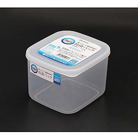 Hộp đựng thực phẩm từ nhựa PP cao cấp - Hàng nội địa Nhật