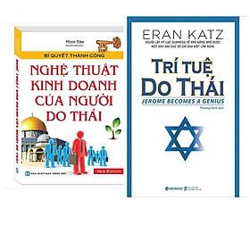 Combo Bài Học Kinh Doanh Hay : Nghệ Thuật Kinh Doanh Của Người Do Thái + Trí Tuệ Do Thái ( Tặng Kèm Bookmark Thiết Kế )