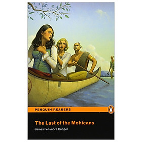 Level 2: The Last of the Mohicans Book and MP3 Pack (Pearson English Graded Readers)