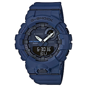 Đồng hồ nam dây nhựa Casio G-Shock chính hãng GBA-800-2ADR