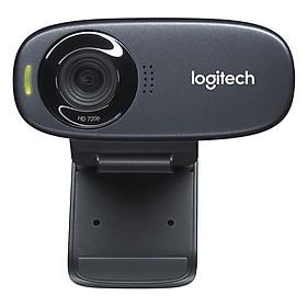 Webcam Chat Trực Tuyến HD720P Logitech C310 - Hàng Chính Hãng