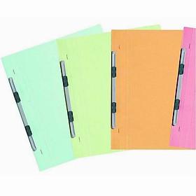 File bìa giấy có kẹp nhựa P021