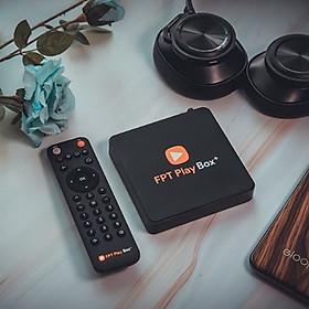 FPT Play Box+ 2020 1GB Tích Hợp Điều Khiển Bằng Giọng Nói (Model S500) - Hàng Chính Hãng