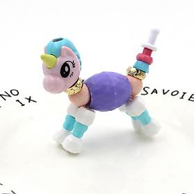 Vòng Tay Twisty Petz quà tặng dễ thương - Ngựa (Màu Ngẫu Nhiên)