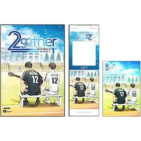2gether - Tập 1 (Tặng Kèm: Postcard + Khung Ảnh)