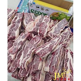 [Chỉ Giao HCM] - Sườn bò Mỹ có xương - 1 kg