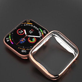 Ốp silicon Apple Watch Series 4_Full màn