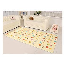 Thảm nằm chơi dành cho trẻ em Toys House