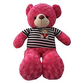 Gấu Bông Teddy Ichigo Shop (75cm) – Đỏ