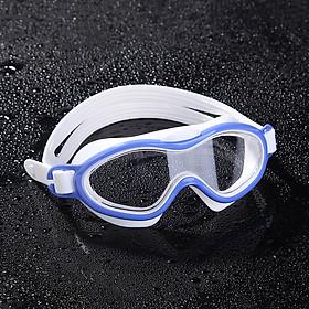 Kính Bơi Trẻ Em HA2101 Chống Nước  Chống Sương Mù Tốt Tầm Nhìn Cực Rộng (Giao Màu Ngẫu Nhiên)