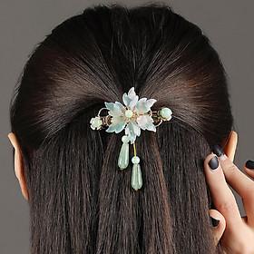 Cặp tóc thanh hoa