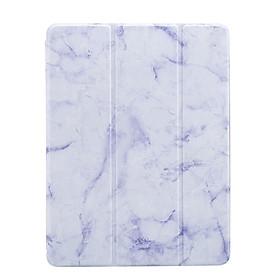 Đối với iPad 9.7 iPad Pro 11 Pro 10.5 iPad Air 3 Marble Solf Cover ipad mini 5 Table Case