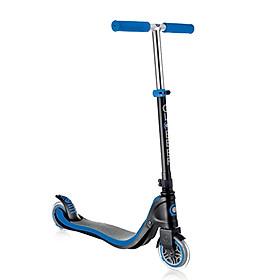 Xe trượt scooter Globber My Too Fix Up (Flow 125) – Đen/Xanh da trời