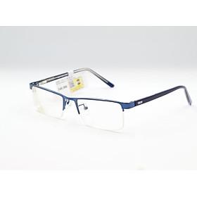 Kính cận D1022 từ -0.50 đến - 8.00 độ màu xanh ( kính đã có sẵn độ cận )-8.00