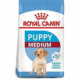 Thức Ăn Cho Chó Royal Canin Medium Puppy 10kg