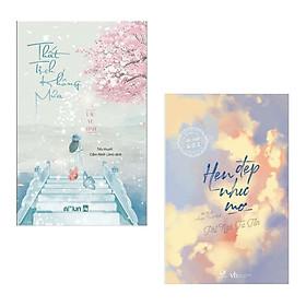 Combo Tiểu Thuyết Lãng Mạn: Thất Tịch Không Mưa + Hẹn Đẹp Như Mơ (Sách Văn Học Bán Chạy / Thanh Xuân Ngôn Tình)