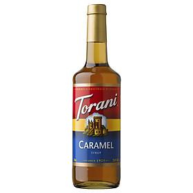 Sirô Torani Caramel - Caramel Syrup 750ml