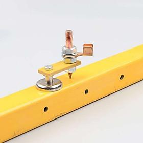Nam châm đôi, nam châm đơn kẹp mát hàn nối đất dụng cụ hỗ trợ hàn chuyên dụng