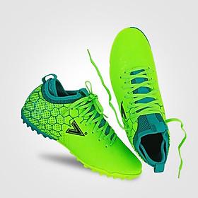 Giày đá banh, giày sân cỏ nhân tạo Mitre 181045 mẫu mới chính hãng giảm chấn hiệu quả, tăng ma sát với bóng màu xanh lá
