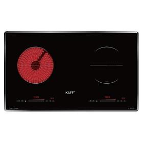 Bếp Từ Đôi Hồng Ngoại Cảm Ứng KAFF KF-SD300IC - Hàng Chính Hãng