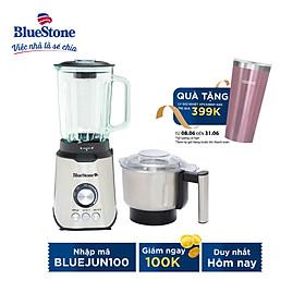 Máy xay sinh tố BlueStone BLB-5339 (1,5L - 800W - Cối thủy tinh)  - Hàng Chính Hãng