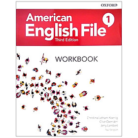 American English File 3th Edition 1. Workbook Without Answer Key