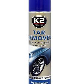 K2 tar remover - chất tẩy bẩn nhựa đường, nhựa cây và keo dán ô tô
