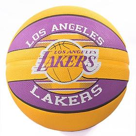 Bóng rổ Spalding NBA Team Lakers (Chơi ngoài trời)
