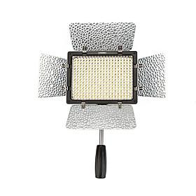 Đèn LED Hỗ Trợ Chụp Ảnh Màu Sắc Linh Hoạt Kèm Điều Khiển Thông Minh Từ Xa Yongnuo YN-300 III 3200K-5500K Cho Máy Ảnh DSLR/ Canon/ Nikon/ Olympus/ Pentax/ Samsung/ Sony