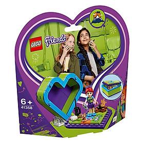 Chiếc Hộp Trái Tim Của Mia LEGO 41358