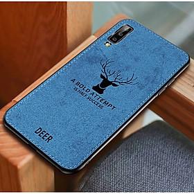 Ốp dẻo lưng vải cho SamSung Galaxy A50